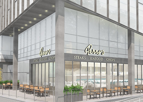 CBRE Raleigh Joins Perry's Steakhouse & Grille in Announcing