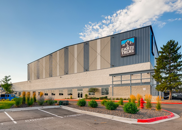 CBRE Completes 16 Million Sale of Industrial-Climbing Gym-Hybrid Property in Englewood