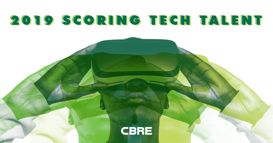 "Colorado Springs Named a Top Up-and-Coming Tech Talent Market in CBRE's Annual ""Scoring Tech Talent"" Report"