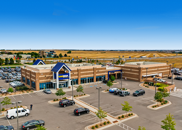 CBRE Completes $32.6 Million in Sales of Nine Retail Properties Across the Front Range