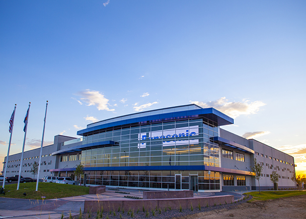 "CBRE Completes $22 Million Sale of Panasonic ""Smart Building"" at 61st and Peña Station to First-Time Colorado Buyer"