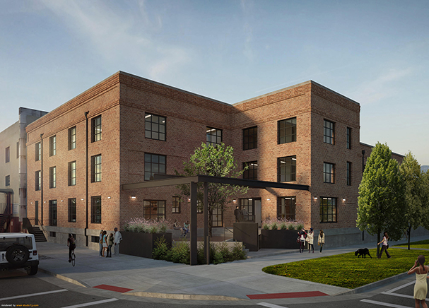 CBRE to Oversee Leasing of the A&Z Building, a New Adaptive Reuse Project in Salt Lake City's Post District