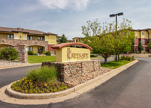 Creekside at Palmer Creek apartments
