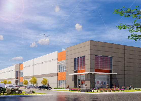 CBRE Awarded Leasing Assignment for HighPoint Logistics Park