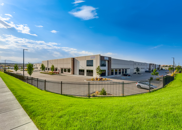 CBRE Arranges $47.8 Million Sale of Interpark Industrial Center in Broomfield