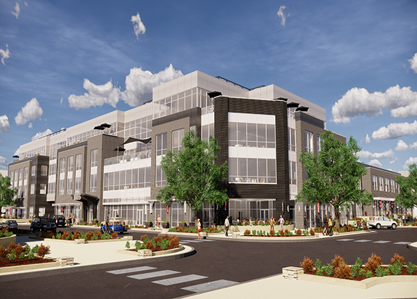 Carpathia Goes Under Contract on The Offices at Victory Ridge; CBRE Marketing Space for Pre-Lease
