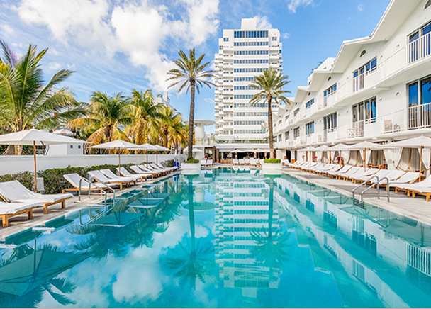 CBRE ARRANGES $120M SALE OF SHELBORNE SOUTH BEACH