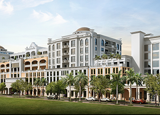 CBRE ARRANGES $37-MILLION LOAN FOR GIRALDA PLACE IN CORAL GABLES, FLORIDA