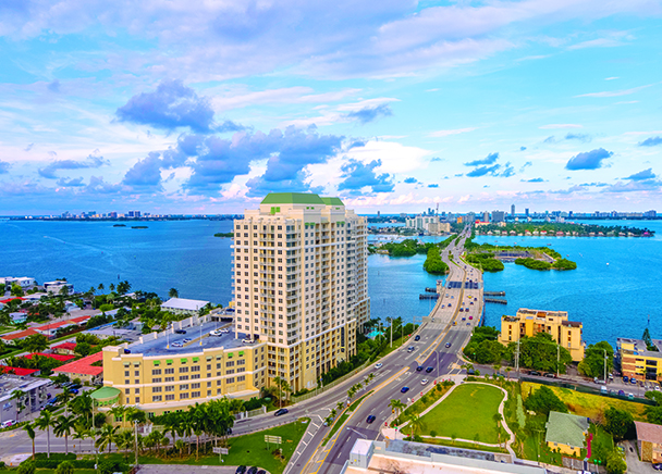 CBRE ARRANGES SALE OF 467-UNIT MULTIFAMILY ASSET IN MIAMI