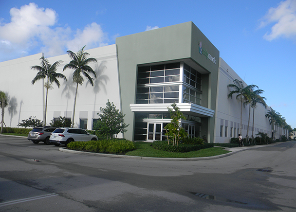 CBRE ARRANGES TWO SUBLEASES FOR 72K SF AT HILLSBORO TECHNOLOGY CENTER IN DEERFIELD BEACH