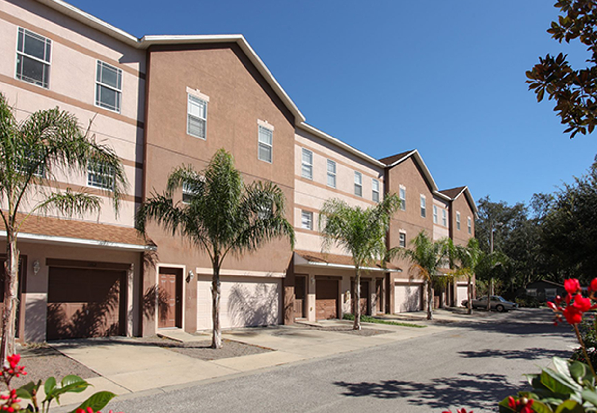 CBRE ARRANGES $7.25 MILLION SALE OF MULTIFAMILY ASSET IN TAMPA, FL