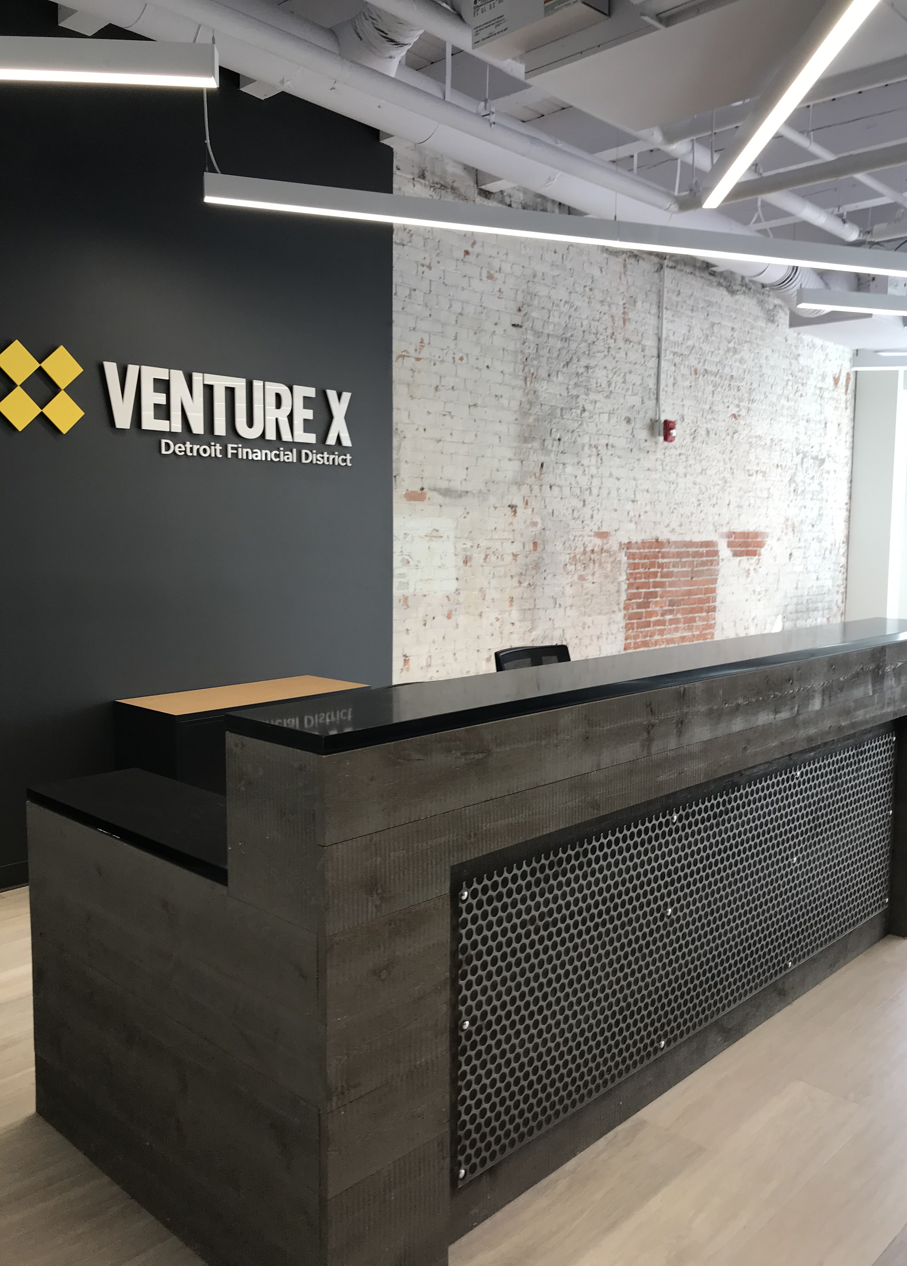 CBRE Has Been Retained To Lease 22,000 SF Co-Working Facility for Venture X at  220 W. Congress in Downtown Detroit