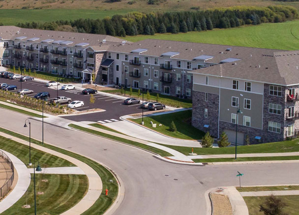 CBRE Arranges Sale of 205-Unit Preserve on Maine