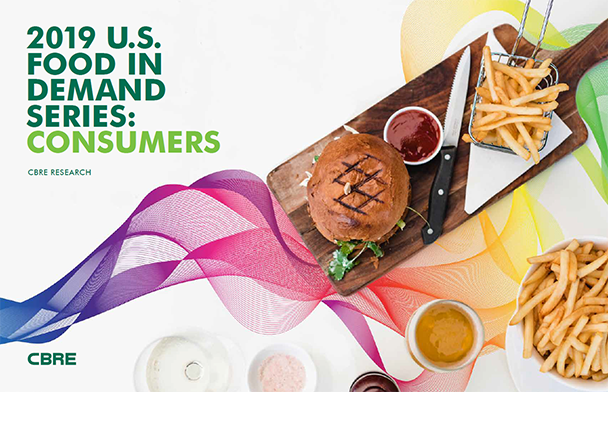 2019 U.S. Food In Demand Series: Consumers