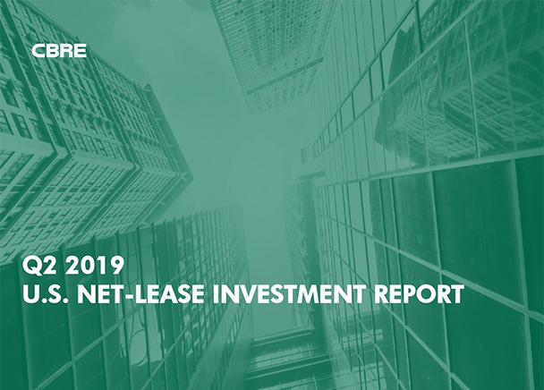 Q2 2019 U.S. Net-Lease Investment Report