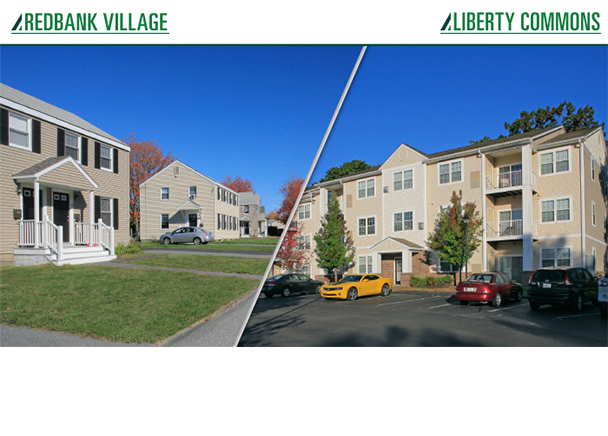 Redbank Village & Liberty Commons