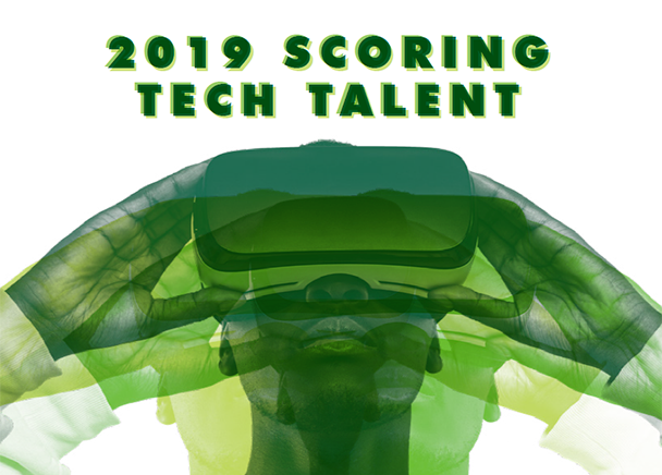 "DC Lands at #3 In U.S. on CBRE's Annual ""Scoring Tech Talent"" Report"