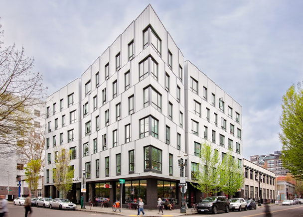 CBRE Finances Acquisition of Mixed-Use ArtHouse Property in Portland's Pearl District