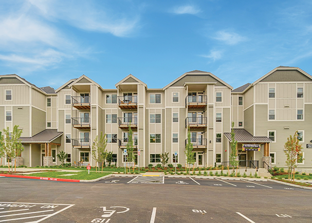 CBRE Completes Sale of Multifamily Community in Happy Valley, Oregon for $41 Million