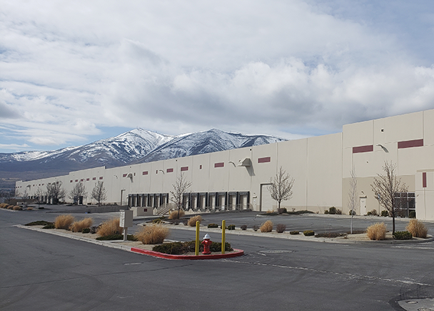 Novolex Expands in Reno with 195,000 Sq. Ft. Renewal and Expansion Executed by CBRE