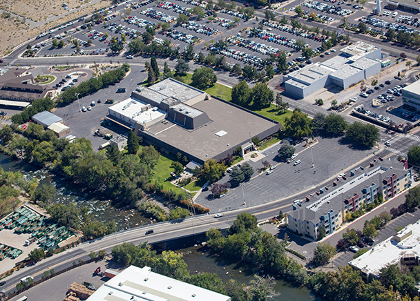 CBRE Arranges Sale of Reno Gazette Journal Building to City of Reno