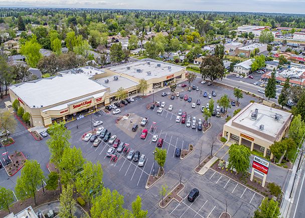 CBRE Announced Sale of 61,000 Sq. Ft. Retail Property in Sacramento County, Calif.