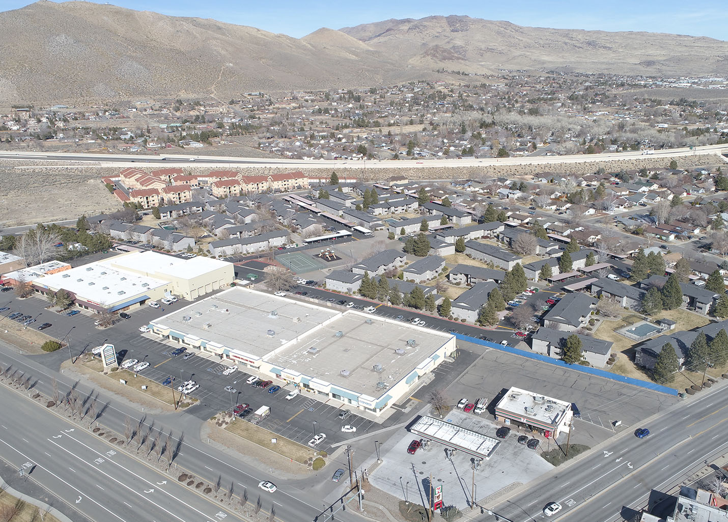 CBRE arranges $2.9 million sale of The Home Center retail center in Carson City, NV
