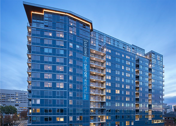 CBRE Secures $115.5 Million in Financing for Vanbarton's The Danforth – Apartments in Seattle