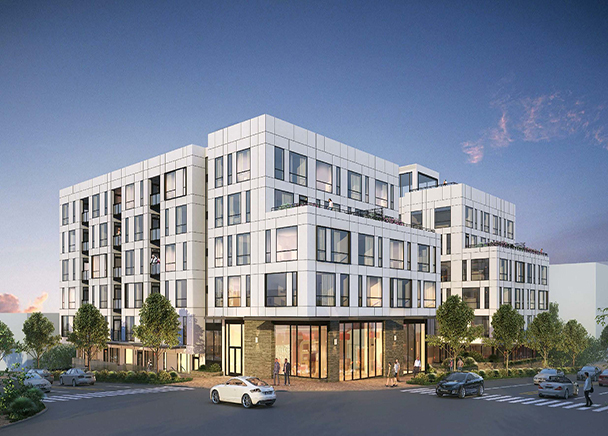 CBRE Capital Markets Arranges $47 Million in Financing for Multifamily Project in Bellevue, Wash.