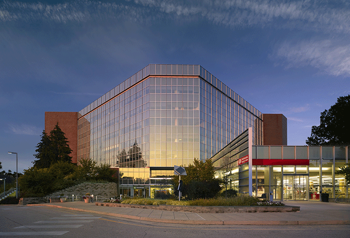 Radnor Office Exterior