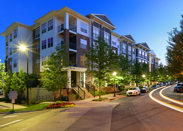 Multifamily Property in Atlanta's Buckhead Trades Hands for $39 Million after 2017 Completion, CBRE Represents Seller