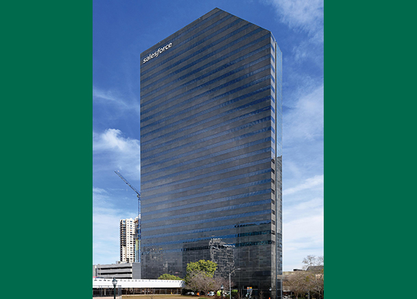 KKR Acquires Iconic Salesforce Tower in Atlanta's Buckhead