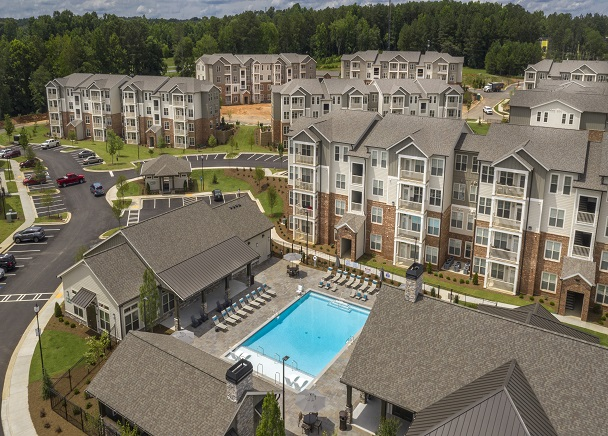 CBRE sells Holly Springs apartment complex