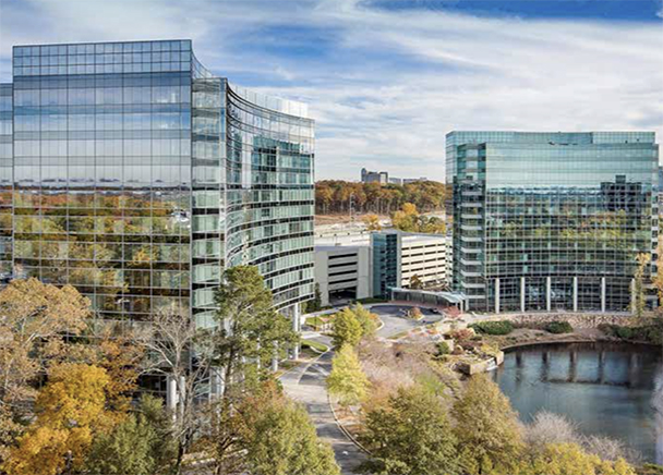 CBRE Represents Seller of One & Three Glenlake in Largest 2019 Atlanta Office Transaction to Date