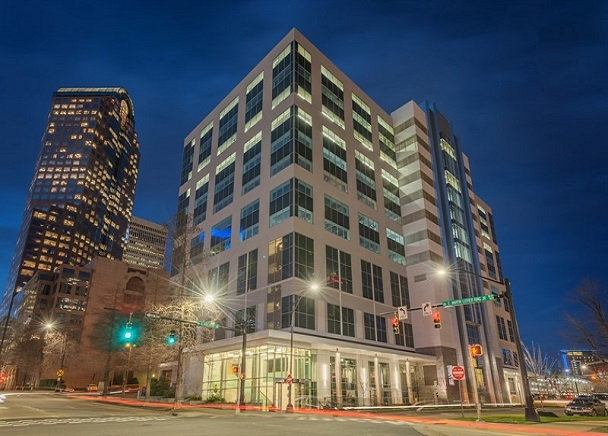 NEWLY RENOVATED 300 SOUTH BREVARD STREET TRADES HANDS FOR $201 MILLION IN CHARLOTTE