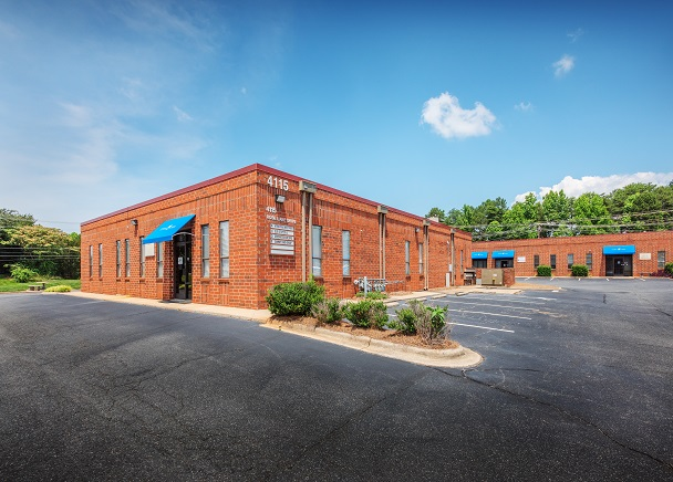 TWO CHARLOTTE FLEX/INDUSTRIAL OFFICE PARKS TRADE HANDS, CBRE FACILITATES SALE