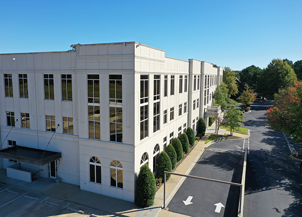 CBRE Assigned Office Leasing at 795 Ridge Lake Blvd. in East Memphis