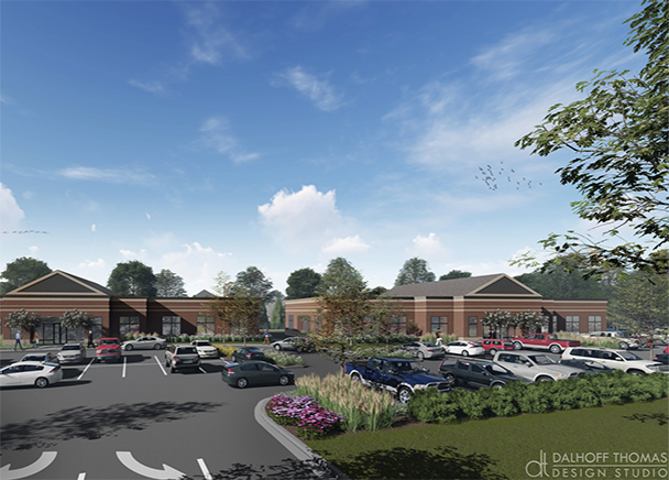 CBRE to Market New Collierville Medical Office Development Almadale Professional Center for Lease