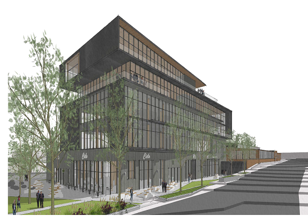 New Plush Mills Office and Retail Development Coming to Greenville