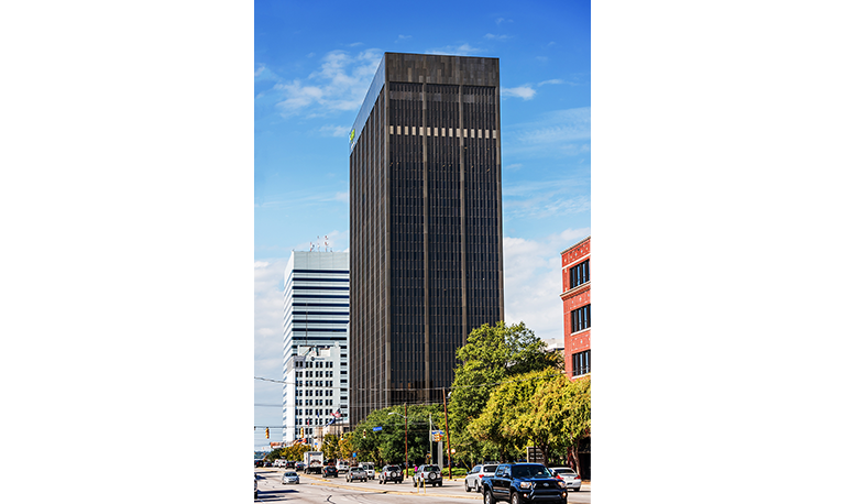 CBRE arranges sale of Tower at 1301 Gervais in Columbia, S.C.