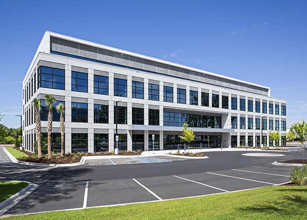 CBRE Assigned Office Leasing at River Oaks Center in North Charleston