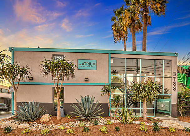 The Atrium Apartments | El Monte, CA
