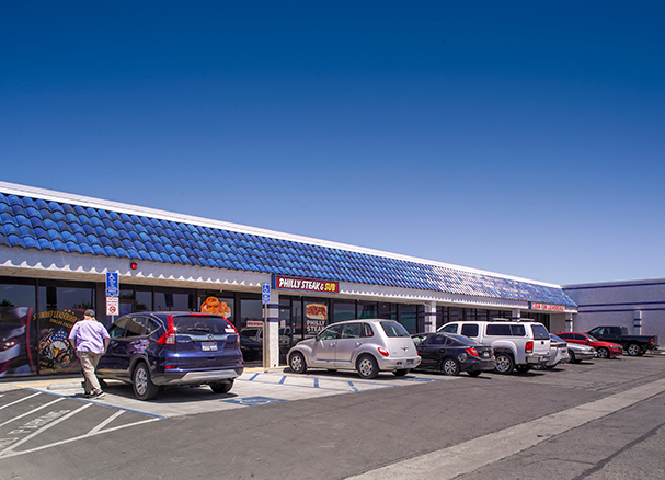 CBRE Announces Sale of Retail Property in California's Inland Empire to Texas Investor for $5.45 Million