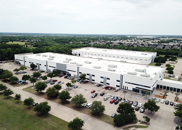 Innovative Med-Tech Company Leases 154K Square Feet of Industrial and Office Space in Plano