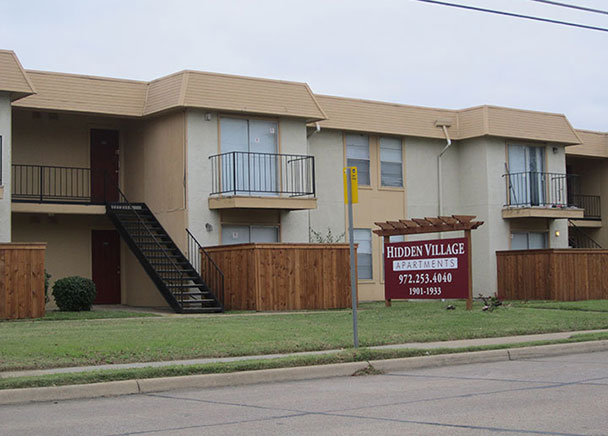 CBRE Brokers Sale of 176-Unit Multifamily Community in Irving