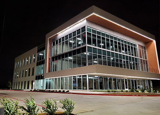 Sleek Boutique Office Park Opens in Las Colinas