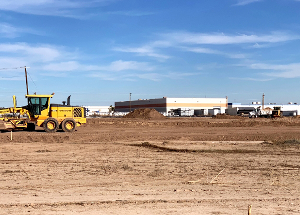 Hanson Asset Management Breaks Ground On New Industrial Spec Building In El Paso