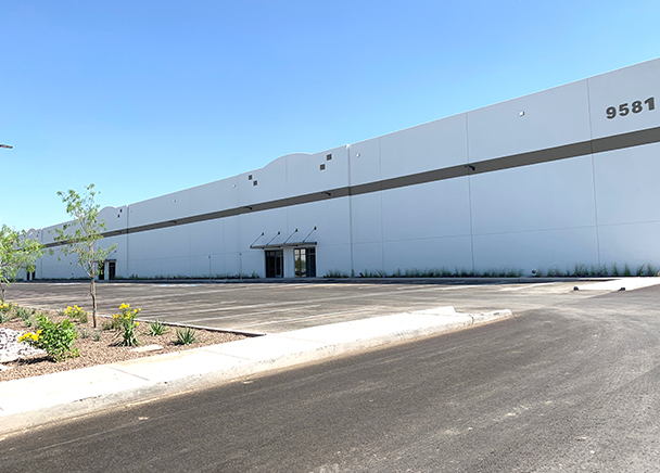 New Tenant Brings Last El Paso Speculative Industrial Building To 100% Leased
