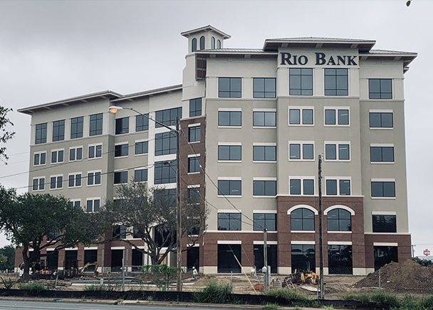 Rio Bank Adds The University Of Texas Rio Grande Valley To Office Tenant Mix In McAllen