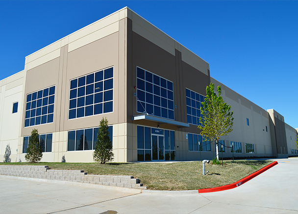 New Class A Industrial Building Now 100 Percent Leased